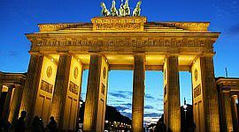 Berlin, die Hauptstadt von Deutschland